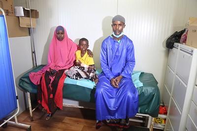 AMISOM gives hope to ailing Somali boy in Kismayo – The Informer