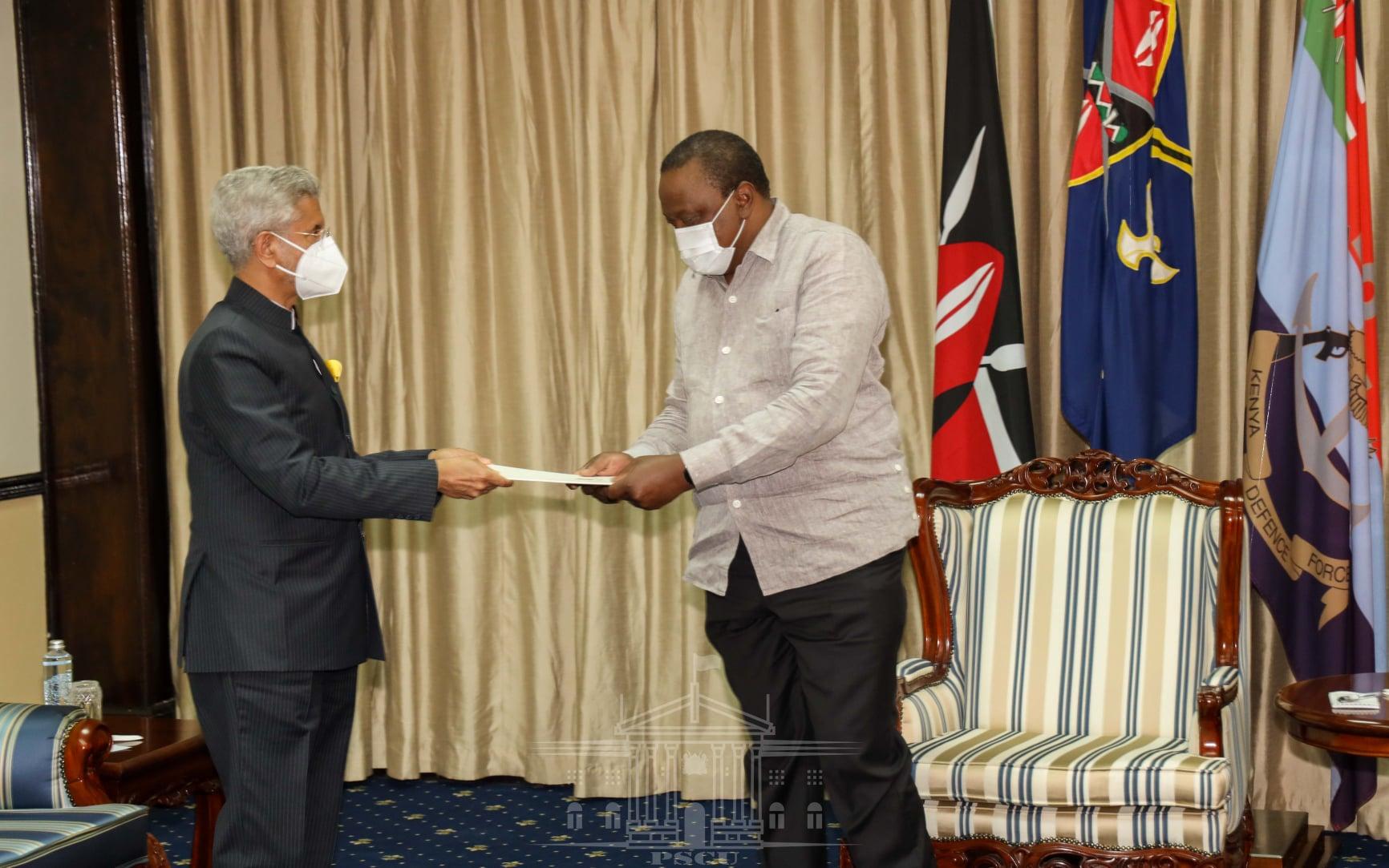 Let us unite for our Country's progress, President Kenyatta urges leaders – The Informer